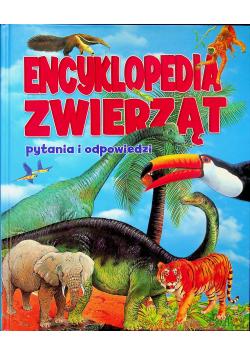 Encyklopedia zwierząt pytania i odpowiedzi