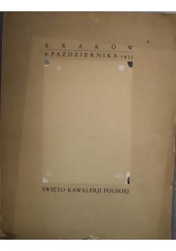Święto Kawalerji Polskiej 1933 r