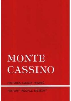 Monte Cassino Historia ludzie pamięć