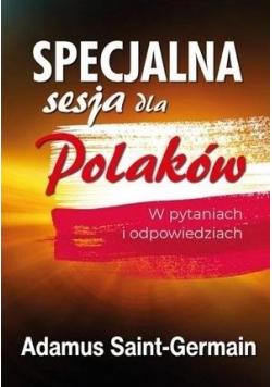 Specjalna sesja dla Polaków
