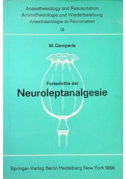 Neuroleptanalgesie