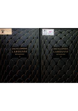 Encyclopedie Larousse Methodique 2 tomy