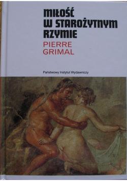 Miłość w starożytnym Rzymie