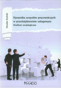 Dynamika zespołów pracowniczych w przedsiębiorstwie usługowym