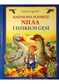 Baśniowa podróż Nilsa i dzikich gęsi