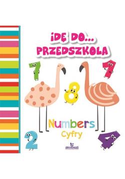 Idę do przedszkola Cyfry Numbers