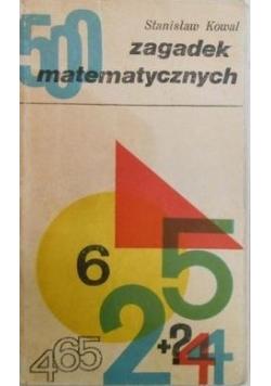 500 zagadek matematycznych