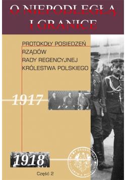 O niepodległą i granicę T.10 cz.2
