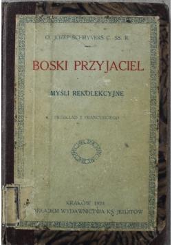 Boski Przyjaciel 1924 r