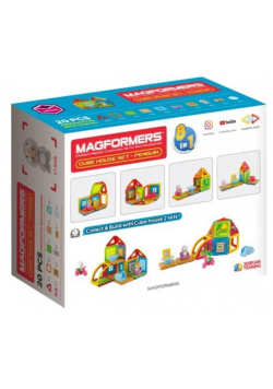Magformers Cube House Pingwin