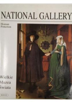 National Gallery wielkie muzea świata