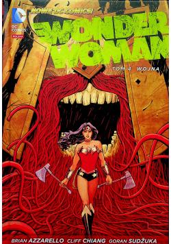 Wonder Woman Tom 4 Wojna