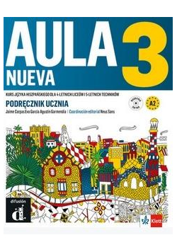 Aula Nueva 3 podręcznik ucznia LEKTORKLETT
