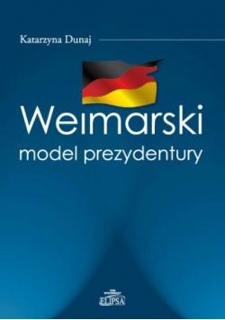 Weimarski model prezydentury plus autograf Dunaj