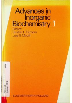 Advances in Inorganic Biochemistry