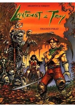 Lanfeust z Troy Thanos Pirat