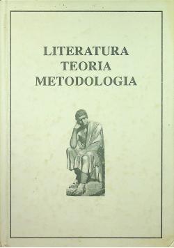 Literatura Teoria Metodologia