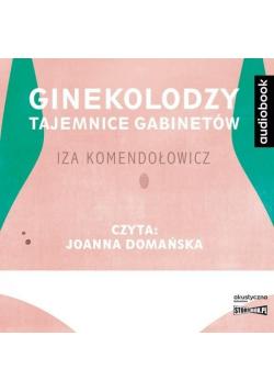 Ginekolodzy Tajemnice  gabinetów audiobook Nowa