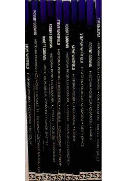 Historia podboju kosmosu 10 tomów