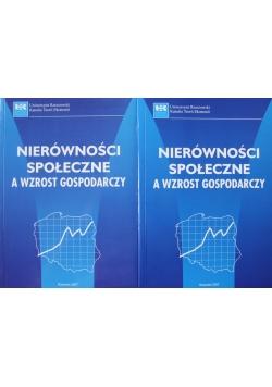 Nierówności społeczne a wzrost gospodarczy zeszyt 10 i 11