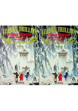 Czarne Trillium 2 tomy