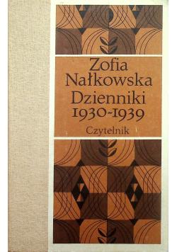 Nałkowska Dzienniki 1930 1939 Tom IV Część 2