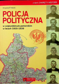 Policja Polityczna w województwie pomorskim w latach 1920 1939