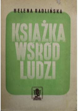 Książka wśród ludzi r 1946
