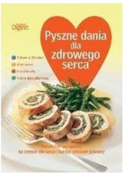 Pyszne dania dla zdrowego serca