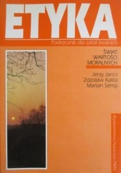 Etyka Podręcznik dla szkół średnich