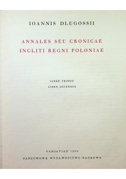 Annales Seu Cronicae Incliti Regni Poloniae