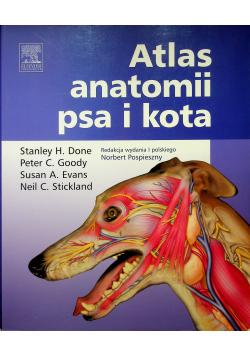 Atlas anatomii psa i kota