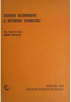 Zadania Rachunkowe z Inżynierii Chemicznej