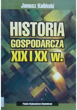 Historia gospodarcza XIX i XX w