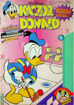 Kaczor Donald nr 11