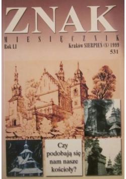 Znak miesięcznik nr 531