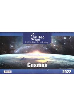 Kalendarz 2022 Biurkowy Galileo Cosmos CRUX