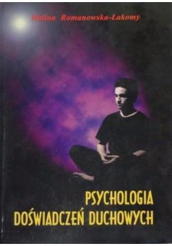 Psychologia doświadczeń duchowych