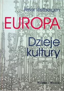 Europa Dzieje kultury
