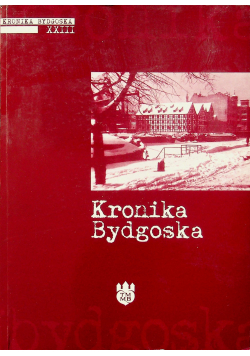 Kronika Bydgoska XXIII