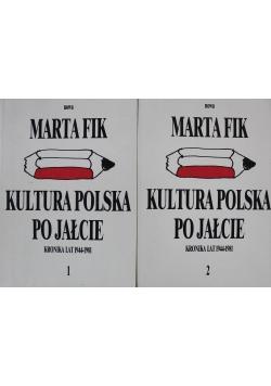 Kultura Polska po Jałcie 2 Tomy