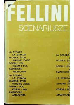 Fellini scenariusze