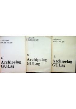 Archipelag GUŁag tom 1 do 3