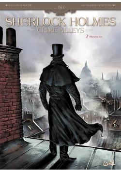 Crime Alleys Okrutny los Tom 2