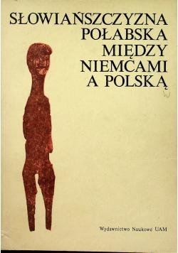 Słowiańszczyzna połabska między Niemcami a Polską