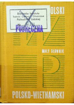 Mały słownik Wietnamsko polski i polsko wietnamski