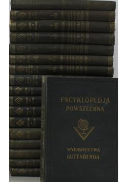 Wielka ilustrowana encyklopedia powszechna ok 1930 r