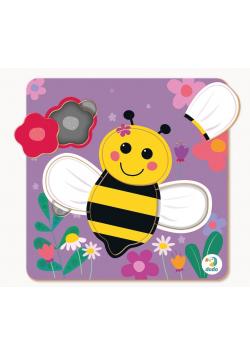 Puzzle 5 mini Pszczoła
