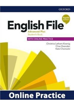 English File 4E Advanced Plus SB + online practice