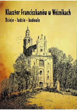 Klasztor Franciszkanów w Woźnikach